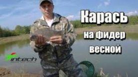КАРАСЬ НА ФИДЕР ВЕСНОЙ 2018