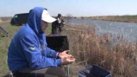 ЛОВЛЯ КАРАСЯ ФИДЕРОМ ВЕСНОЙ МАСТЕР-КЛАСС 284HD A FEEDER SEASON OPENING: PRUSSIAN CARP FISHING