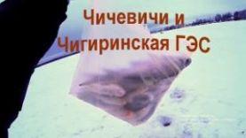 ЧИЧЕВИЧИ Рыбалка в Могилёвской области ЧИГИРИНСКАЯ ГЭС