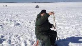 Рыбалка на реке Обва, Пермский край