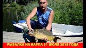 РЫБАЛКА НА КАРПА 3- ОЗЕРО ГЛУХОЕ (МЯКУШИНСКОЕ) И ОЗЕРО КОШКИНО