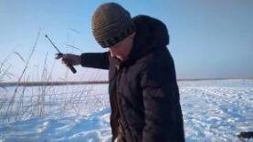 Зимняя рыбалка на карася (февраль 2018)