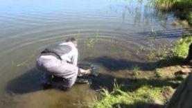 Рыбалка в Орловской области.Не только ловим,но и отпускаем