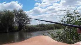 Ловля окуня на джиг и джиг-риг, август 2017