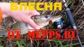 Рыбалка с утра пораньше, щука на вертушки