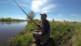 Рыбалка на Клязьме в мае, Владимирская область
