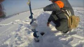 Зимняя блесна Кубок Челябинской области, озеро Чебаркуль