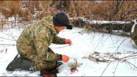 Зимняя рыбалка на окуня. Ловля на ратлины и мормышку на нижней Волге.