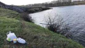 Рыбалка Озеро, Удачный, Кемерово