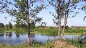Отличная рыбалка на реке Цна. Тамбовский район, село Татаново