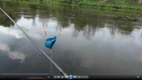Рыбалка на Клязьме во Владимирской области на поплавок Cralusso Torpedo