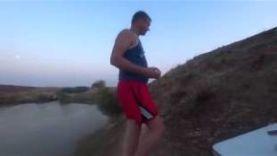 Рыбалка на реке Кума. Ставропольский край. Не клюёт. Сильная жара.