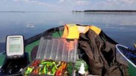 Рыбалка в Калининградском заливе и в окресности