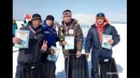 Соревнования по спортивной рыбалке в Красногорске