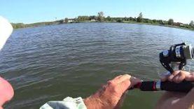 Рыбалка на окуня Разведка водоема