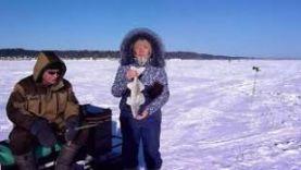 Я на рыбалке в Перми 8 03 18