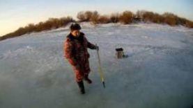 Рыбалка на реке Тобол возле деревни Корюкина, Белозерский район, Курганская область
