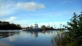 Ловоля карася на фидер в сентябре, Москва река