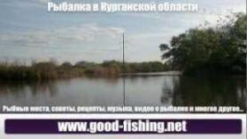 Рыбалка в Кургане и Курганской области